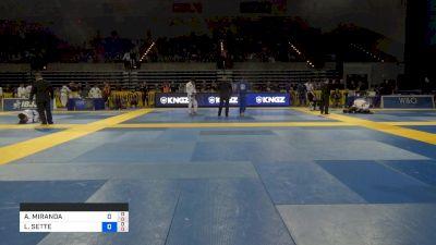 ATHOS MIRANDA vs LUCAS TOBIAS 2019 Pan Jiu-Jitsu IBJJF Championship