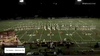 Replay: 2021 DCI Quincy High Cam - 2021 DCI Showcase - Quincy | Aug 3 @ 8 PM