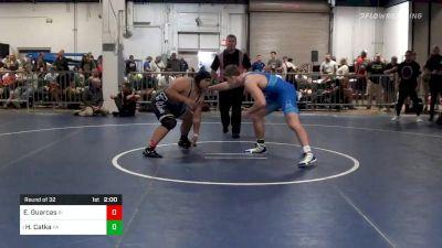 Match - Edison Guarcas, Ri vs Hunter Catka, Pa