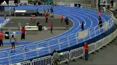 High School Girls' 4x200m Relay Championship, Finals 3