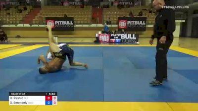 Hejraat Rashid vs Omer Emanoely 1st ADCC European, Middle East & African Trial 2021