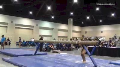 Sloane Blakely - Beam, North Gym #1252 - 2021 USA Gymnastics Development Program National Championships