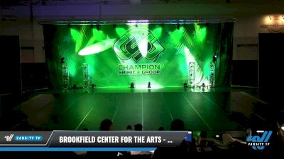 Brookfield Center for the Arts - BCA Junior Summit [2021 Junior - Jazz - Small Day 3] 2021 CSG Dance Nationals