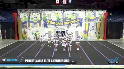Pennsylvania Elite Cheerleading - Generation X [2021 L5 Senior Coed] 2021 MG Bead Blast