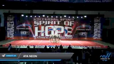 ATA Neon [2021 Youth 1 Day 1] 2021 Universal Spirit: Spirit of Hope National Championship