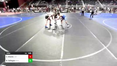 172 lbs Rr Rnd 3 - Cole Dunlavy, Legends Of Gold vs Braeden Sandoval, Team Pueblo