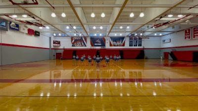 Stony Brook University [Virtual Division 1 - Jazz Semi Finals] 2021 UCA & UDA College Cheerleading & Dance Team National Championship