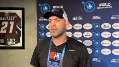Coach Lindland Shares Thoughts On Hancock's Heartbreaking Semi Loss And Recaps Day 2