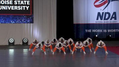 Boise State University [2021 Hip Hop Division IA Prelims] 2021 NCA & NDA Collegiate Cheer & Dance Championship