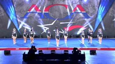 Cheer Athletics- Frisco - CosmicCats [2021 L2 Small Junior Day 1] 2021 ACA All Star DI Nationals