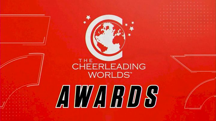 2021 The Cheerleading Worlds Awards [L7 International Open Large Coed]
