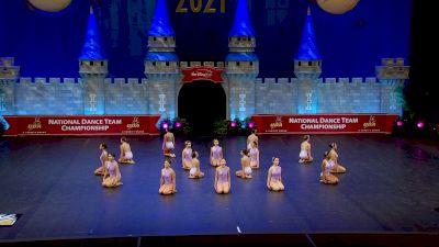 Southwood Middle School [2021 Junior High - Jazz Semis] 2021 UDA National Dance Team Championship