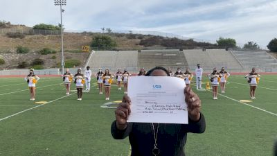 El Camino High School [High School - Band Chant - Cheer] 2021 USA Virtual Spirit Regional #1