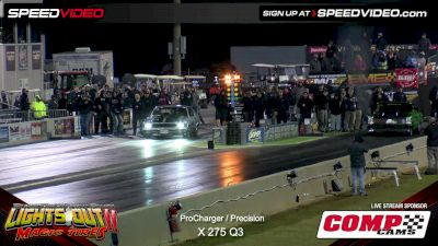 2020 Flashback: Daniel Pierce wrecks his diesel in Q3 of X275