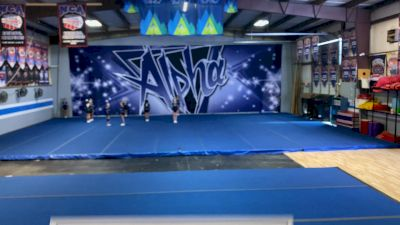 Alpha Cheer and Dance Co - Elevate [L2 Mini - D2] 2021 NCA All-Star Virtual National Championship