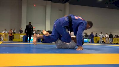 Pedro Marinho Collects Two Submission In Gold Medal Run At American Nationals