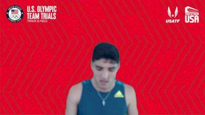 Bryce Hoppel - Men's 800m First Round