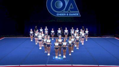 ICE - Blackout [2021 L6 International Open Coed Non Tumbling Semis] 2021 The Cheerleading Worlds