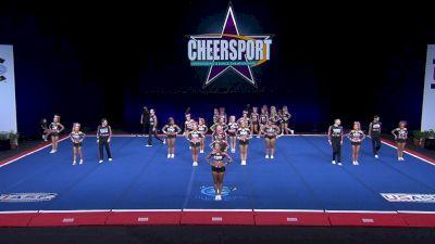 Diamonds All Stars - SHOWTIME [2021 L6 International Open Coed Non Tumbling Semis] 2021 The Cheerleading Worlds