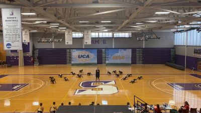Hofstra University [Division I] 2021 UDA College Camps: Home Routines