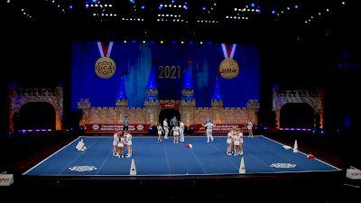 Drury University [2021 Small Coed Division I Semis] 2021 UCA & UDA College Cheerleading & Dance Team National Championship