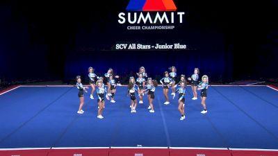 SCV All Stars - Junior Blue [2021 L4 Junior - Small Semis] 2021 The Summit