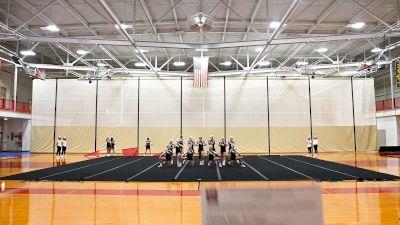 Bridgewater State University Red Squad [Virtual Advanced All-Girl Open Prelims] 2021 NCA & NDA Collegiate Cheer & Dance Championship
