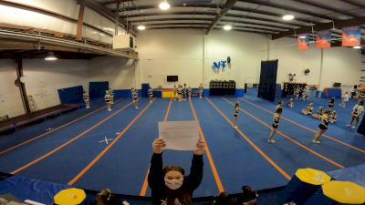 Upper Moreland Cheerleading Association - Riot [L2 Performance Recreation - 14 and Younger (NON)] 2021Varsity Recreational Virtual Challenge III