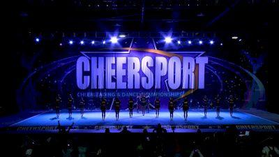 Cheer Express Allstars - Lady Camo [2021 L4 Senior - Small - A Day 1] 2021 CHEERSPORT National Cheerleading Championship