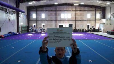 Ellis Middle School [Game Day Junior High] 2020 UCA Bluegrass Virtual Regional