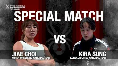 Kira Sung vs Jiae Choi Spyder Road To Black