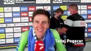 Tadej Pogačar: 'I Had A Good Feeling, It Is What It Is'