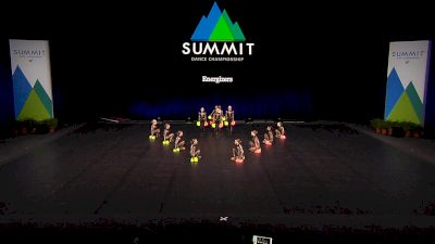 Energizers [2021 Youth Pom - Small Finals] 2021 The Dance Summit
