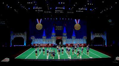 Nature Coast Tech High School [2021 Large Game Day Div II Finals] 2021 UCA National High School Cheerleading Championship