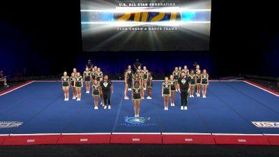 Cheer Athletics - Austin - Kryptonite [2021 L6 International Open Coed Non Tumbling Finals] 2021 The Cheerleading Worlds