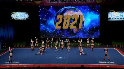 Oregon Dream Teams - Dream [2021 L6 Senior Open Large Coed Semis] 2021 The Cheerleading Worlds