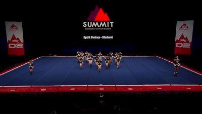 Spirit Factory - Blackout [2021 L2 Junior - Small Wild Card] 2021 The D2 Summit