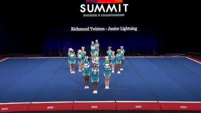 Richmond Twisters - Junior Lightning [2021 L3 Junior - Small Wild Card] 2021 The D2 Summit