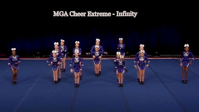 MGA Cheer Extreme - Infinity [2021 L1 Junior - Small Wild Card] 2021 The D2 Summit
