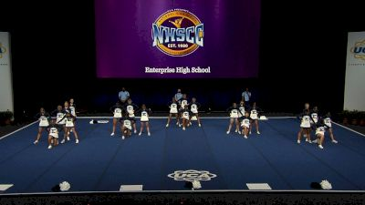 Enterprise High School [2021 Super Non Tumbling Semis] 2021 UCA National High School Cheerleading Championship