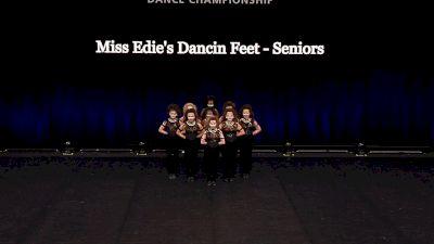 Miss Edie's Dancin Feet - Seniors [2021 Senior Kick Semis] 2021 The Dance Summit
