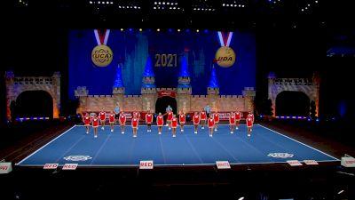 Western Kentucky University [2021 All Girl Division IA Semis] 2021 UCA & UDA College Cheerleading & Dance Team National Championship