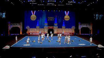 University of Alabama-Birmingham [2021 All Girl Division IA Semis] 2021 UCA & UDA College Cheerleading & Dance Team National Championship