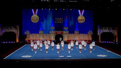 University of West Georgia [2021 All Girl Division I Semis] 2021 UCA & UDA College Cheerleading & Dance Team National Championship