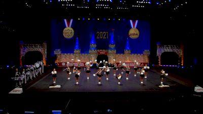Grand Canyon University [2021 Dance Division I Game Day Semis] 2021 UCA & UDA College Cheerleading & Dance Team National Championship