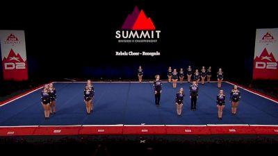 Rebelz Cheer - Renegade [2021 L4.2 Senior Coed - Small Semis] 2021 The D2 Summit