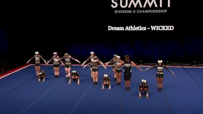 Dream Athletics - WICKED [2021 L2 Junior - Small Finals] 2021 The D2 Summit