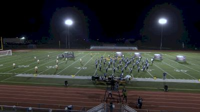 Last Train Home - Pequannock Township High School Marching Band 10.17.20