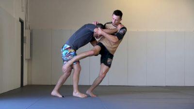 NoGi Worlds Training: Feet to Floor at Legion AJJ