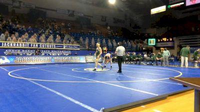 149 lbs Dylan Martinez, Air Force vs Jaden Van Maanen, NDSU